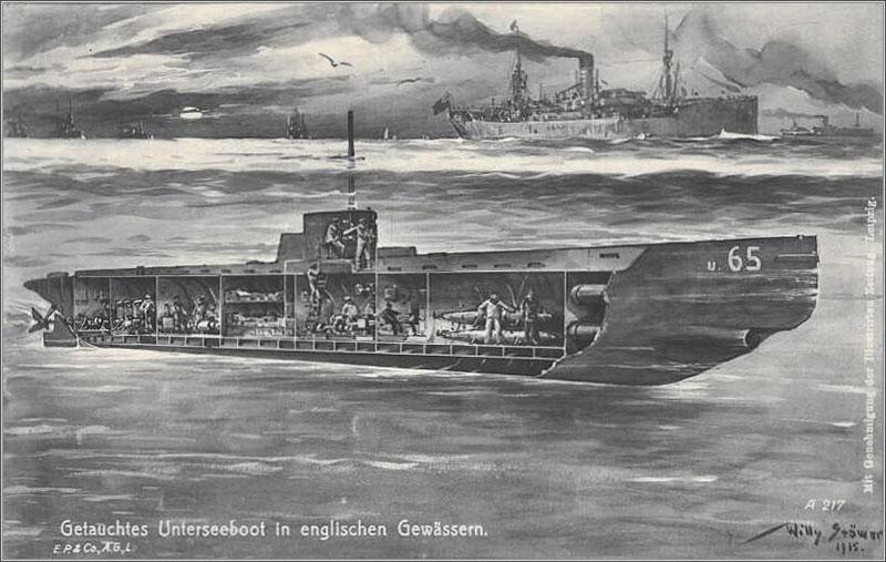 the Stories Behind this Haunted German U-Boat