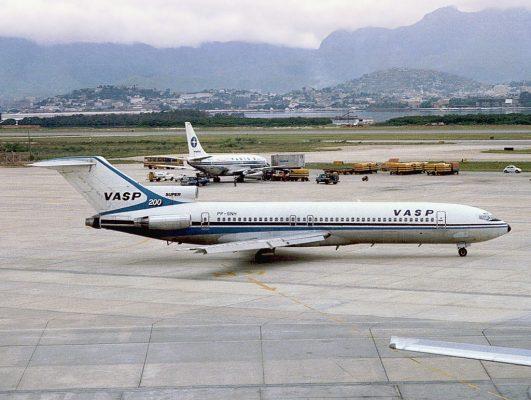 VASP Flight 169 UFO Incident