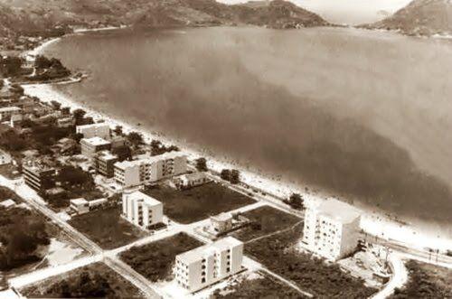 Saco de Sao Francisco Beach  Circa 1960