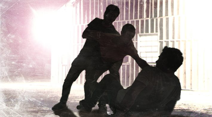 The Bauru Incident - Daildo de Oliveira Wrestling with Invaders